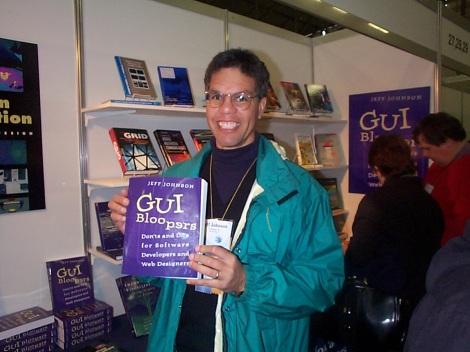 Johnson at CHI 2000